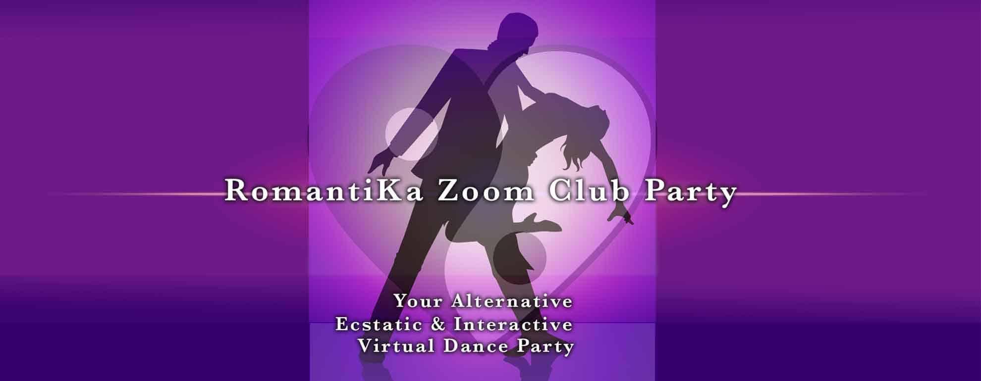 RomantiKa Zoom Club